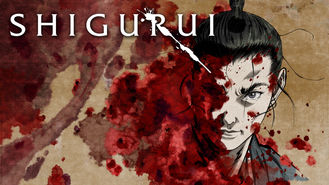 Is Shigurui: Death Frenzy, Season 1 on Netflix?